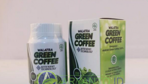 Walatra Green Coffee Original